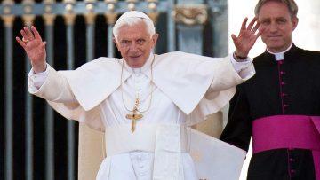 New Pope – Benedict XVI
