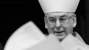 Bishop Philip Pargeter's resignation accepted by Pope Benedict XVI