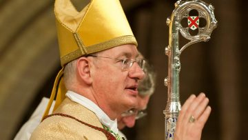 Ordination of Mgr Richard Moth as Catholic Bishop of the Forces