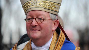 Archbishop Bernard Longley Installed ninth Archbishop of Birmingham