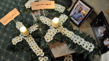 Sorrow and anger over deaths of Iraqi Christians
