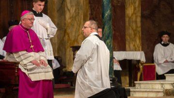 Prayer Vigil for Fr Robert Byrne's Episcopal Ordination