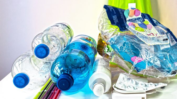 Saving energy and recycling at home