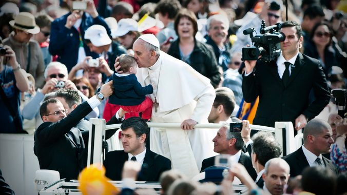 Highlights of Pope Francis' teaching on the family
