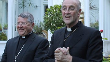 """""""Ordinariate is a Great Ecumenical Gesture"""" says Ordinary"""