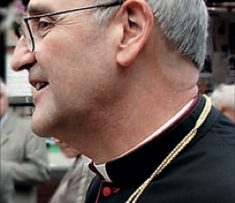 Bishops thank Nuncio for six years of dedicated service as he ends his time in Great Britain