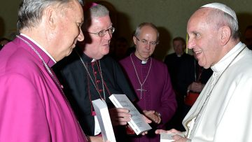 "Archbishop Bernard Longley reflects on ""remarkable and moving"" two days of ecumenical encounter in Rome"