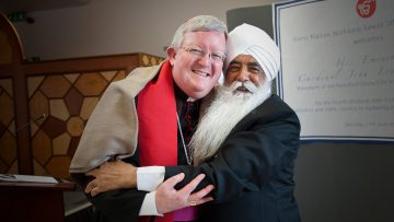 Vatican message encourages Christians and Sikhs to create a 'revolution of tenderness'