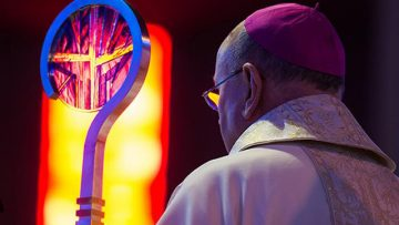"""New Archbishop: """"Make preaching the Gospel our primary task"""""""