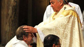 Archbishop Nichols' homily: Ordinariate Ordinations
