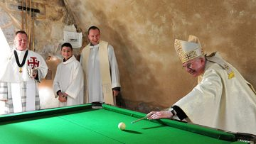 International Bishops' annual visit to the Holy Land