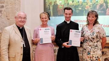 Landmark New Brighton church wins innovative community project award