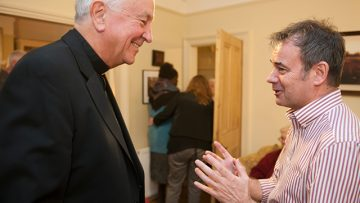 Archbishop Vincent Nichols on BBC Radio 2's 'Pause for Thought'