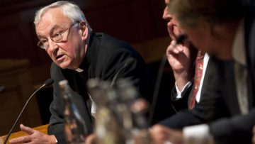Archbishop Nichols Addresses 'Better Business' Conference