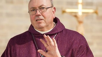 Bishop Malcolm McMahon's Pastoral Letter for the Third Sunday of Lent