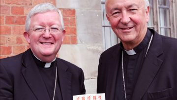 Olympic stamp of approval from Archbishops
