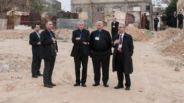 Bishop Declan Lang on the atrocity committed against Ethiopian Christians in Libya