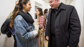 Bishop Declan Lang: Support the Holy Land's young people so they can live in justice and peace
