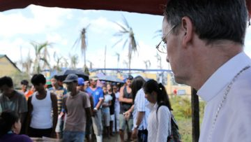 Bishop John Arnold blogs on his six-day solidarity visit to the Philippines