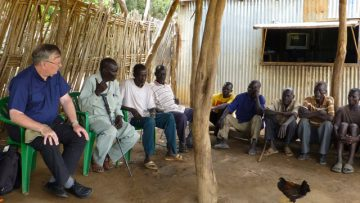 Bishops prayerful support for call for peace in South Sudan