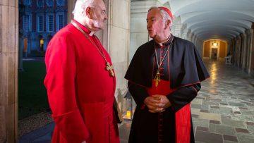 Cardinal's thanks to retiring Bishop of London