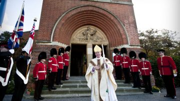 Pastoral care of the Armed Forces is not an optional extra, says Forces Bishop