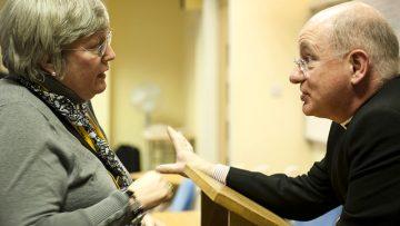 Bishop for Mental Health Addresses Conference in Leeds
