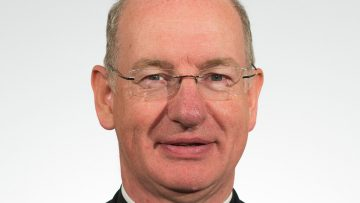 Pope Francis Appoints Bishop Richard Moth as the New Bishop of Arundel and Brighton