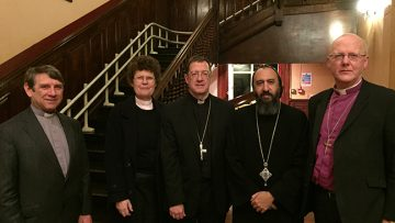 Bishop John Sherrington invites Christians to 'renew their commitment to visible unity' during Christian Unity Week