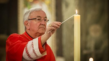 Cardinal Vincent Nichols on the death of Bishop Daly