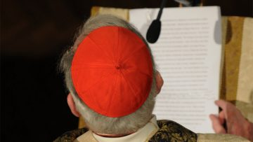 Cardinal's Lenten Pause for Thought