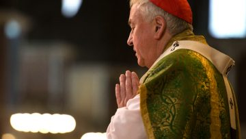 St Augustine of Canterbury is a fine patron for communications, says Cardinal Nichols