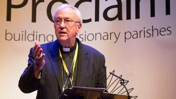 Cardinal calls on delegates to focus on three 'C's at major evangelisation conference