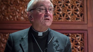 """Cardinal Nichols gives """"Dialogue in Action"""" address at the Oxford Centre for Islamic Studies"""