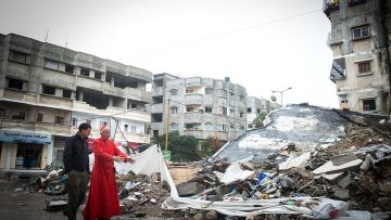 Cardinal asks for prayers for people of Gaza and offers support to the territory's small Catholic community