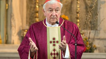 Cardinal Nichols offers prayers for Finsbury Park attack victims