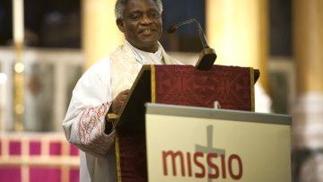 Cardinal Turkson on the Importance of Overseas Mission