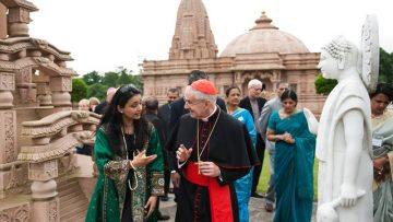 "Vatican message to Christians and Jains: ""Shape families into 'nurseries' of non-violence"""