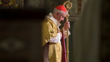 """Cardinal Nichols: """"Our eyes will not be closed to the drama of poverty in our midst"""""""