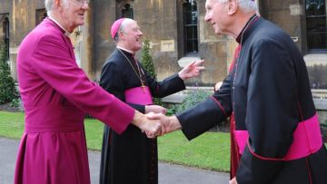 New Start for the English Anglican – Roman Catholic Committee