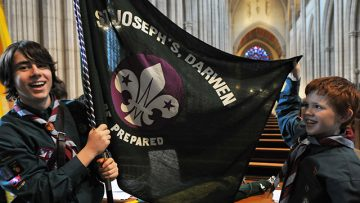 Leader sought for Catholics in Scouting