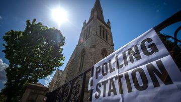 Bishops issue General Election guidance with encouragement to vote