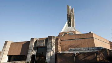 Bells of Clifton Cathedral to ring in support of persecuted Christians in the Middle East