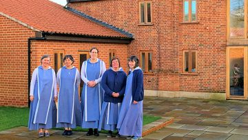 UK's newest religious community set to open its first convent