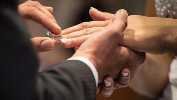 Catholic Wedding Ring Exchange