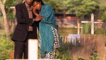 Healing the broken-hearted this World Mission Sunday