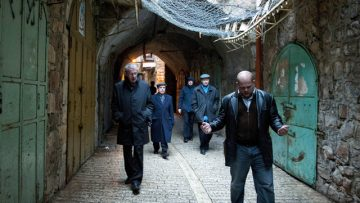 Bishop Lang Speaks to BBC from Holy Land