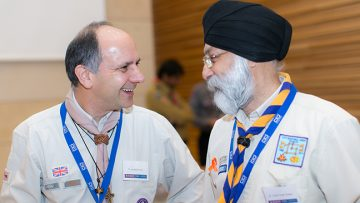 Appointment of new national Scout Chaplain