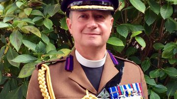 Appointment of Fr Michael Fava QHC as Deputy Chaplain-General of the Army