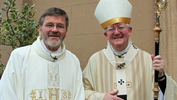 Archbishop's tribute to new General Secretary of COMECE